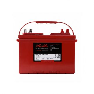 Battery Rolls 4000 series S12 24