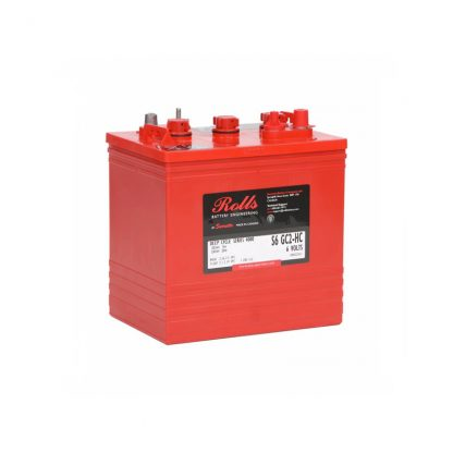 Battery Rolls 4000 series S6 GC2 HC